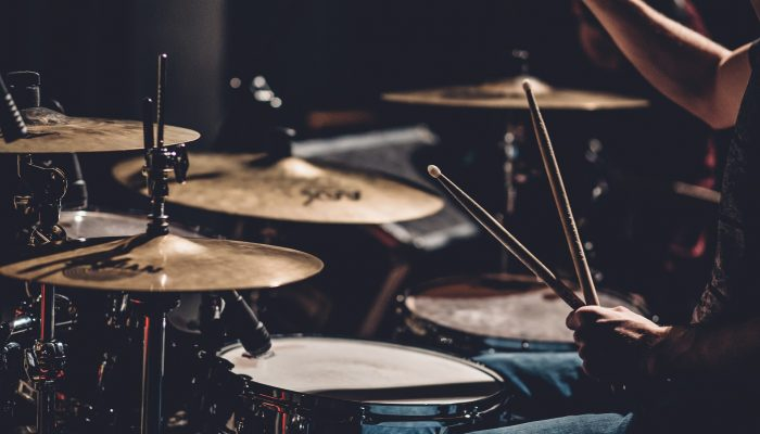 4 Reasons Why You Should Hit The Drums Harder!