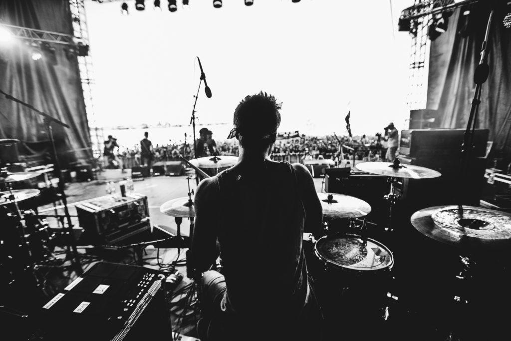 Live Rock Drummer