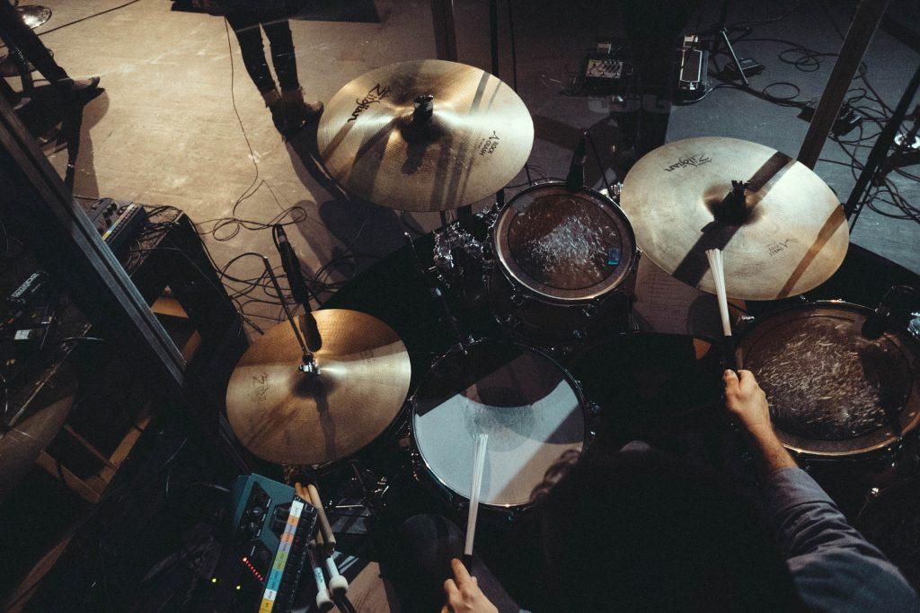 Drum Rehearsal