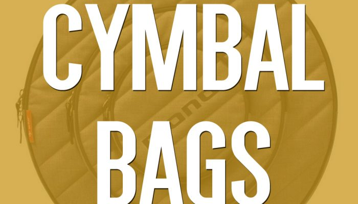 5 Best Cymbal Bags for Reliable Protection!