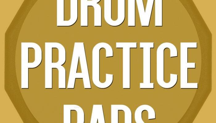 5 Best Drum Practice Pads For Quiet Rehearsing!