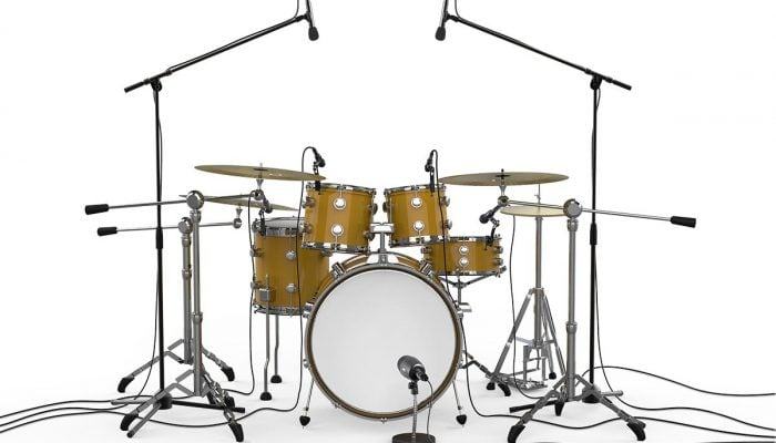 8 Best Drum Mic Kits For Recording Drums!