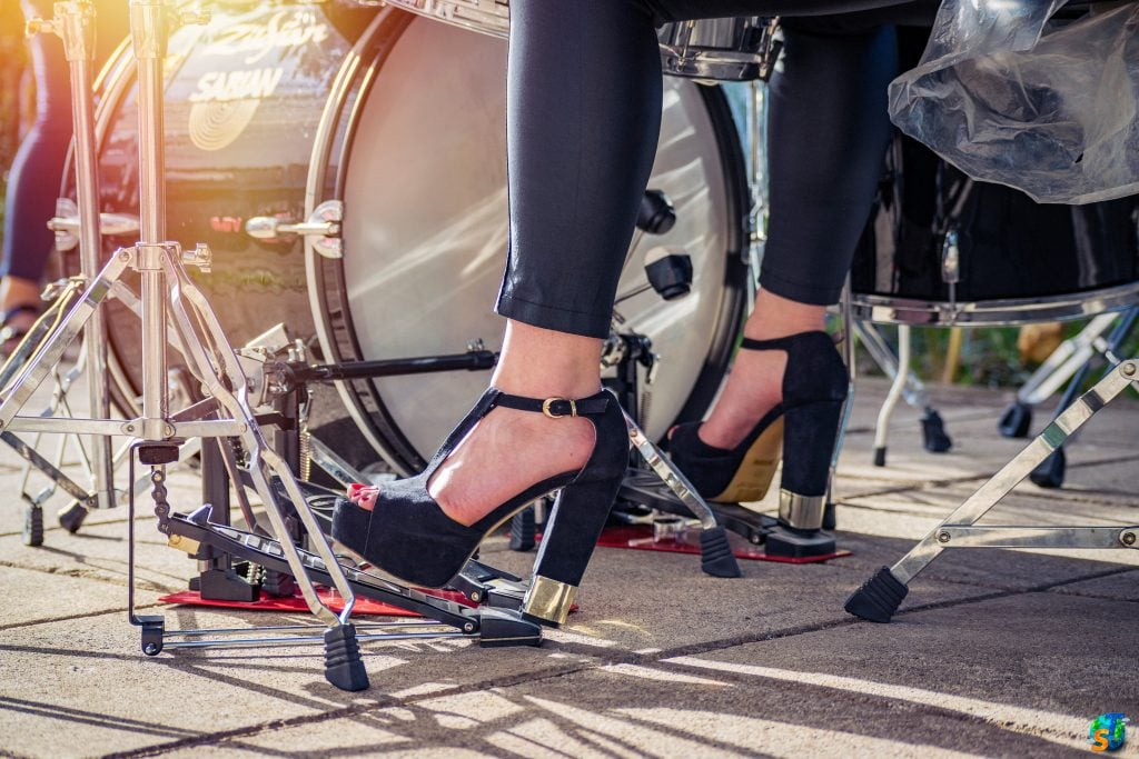 Drum Pedal Positioning