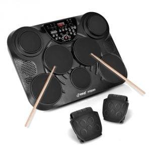 5 best electronic drum pads 2019 edition drum helper. Black Bedroom Furniture Sets. Home Design Ideas