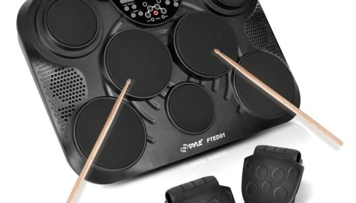 5 Best Electronic Drum Pads For Live Performance!