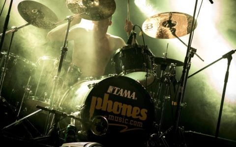 bass drum head