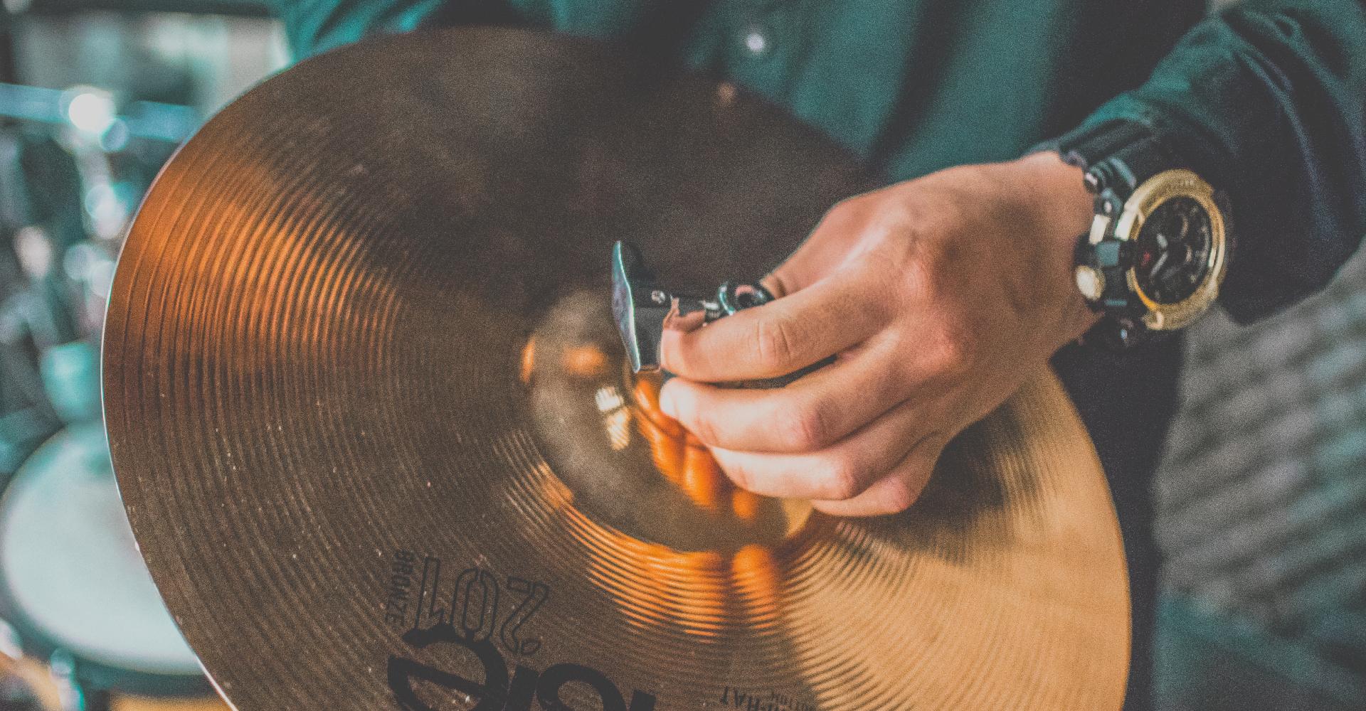 Hi-Hat Clutch für Hi Hat Becken Standard  Drum Percussion Instrument