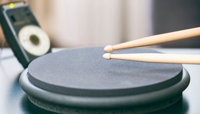 Top Tips for Playing Drums To A Click Track
