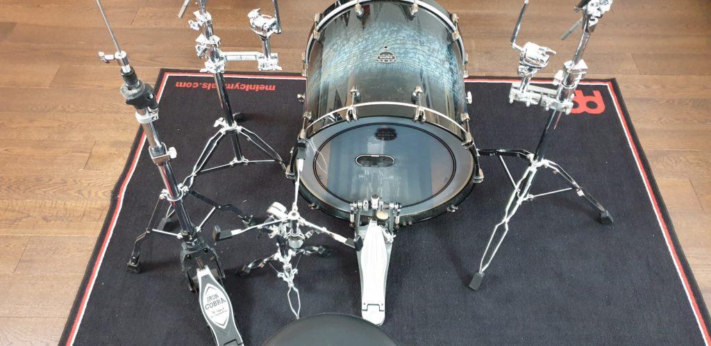 Drum Hardware Setup