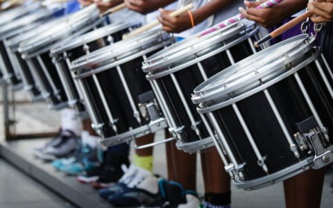 best marching snare drum
