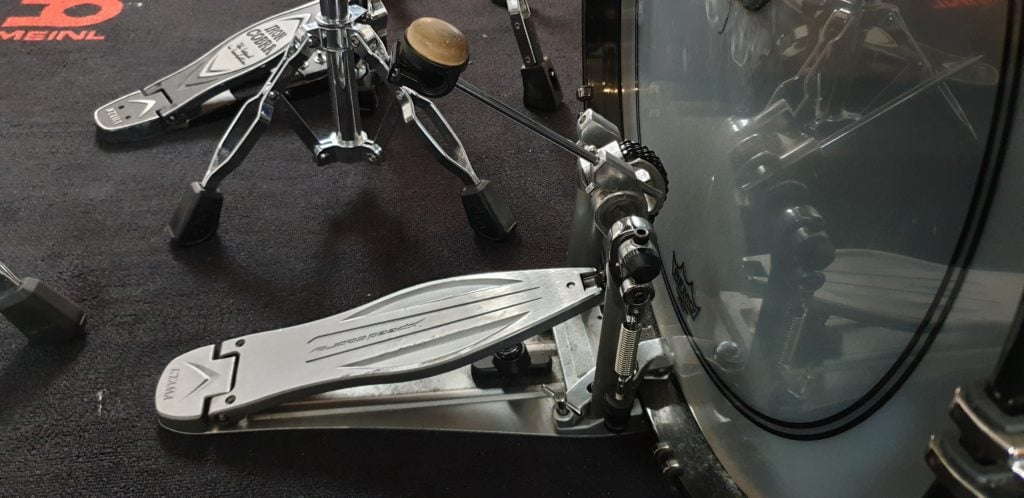 bass drum pedal clamp