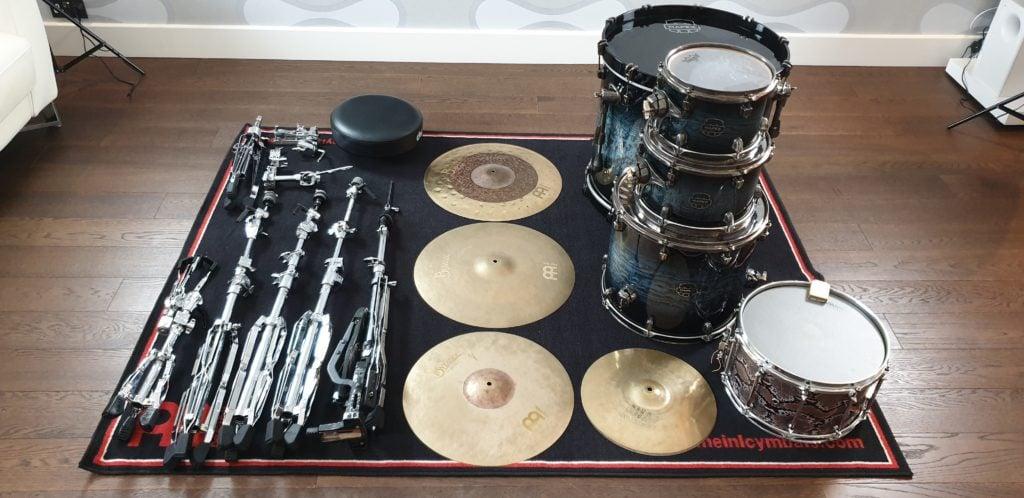 drum set components