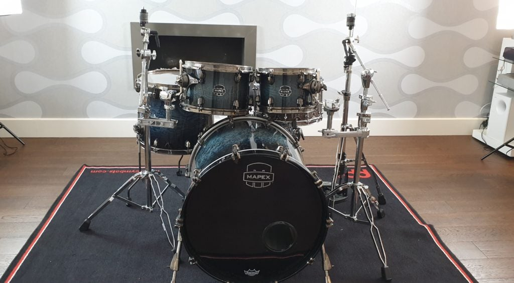 drum set without cymbals