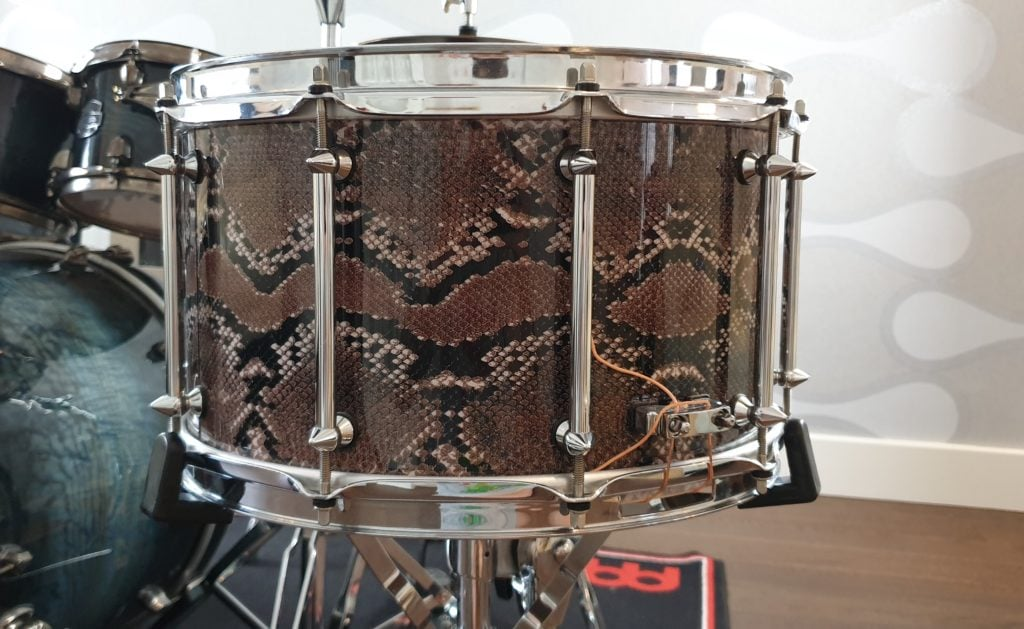 snare drum basket