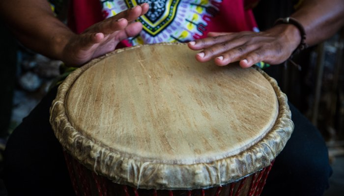 Traditional drum