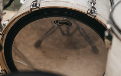 how to tune a bass drum