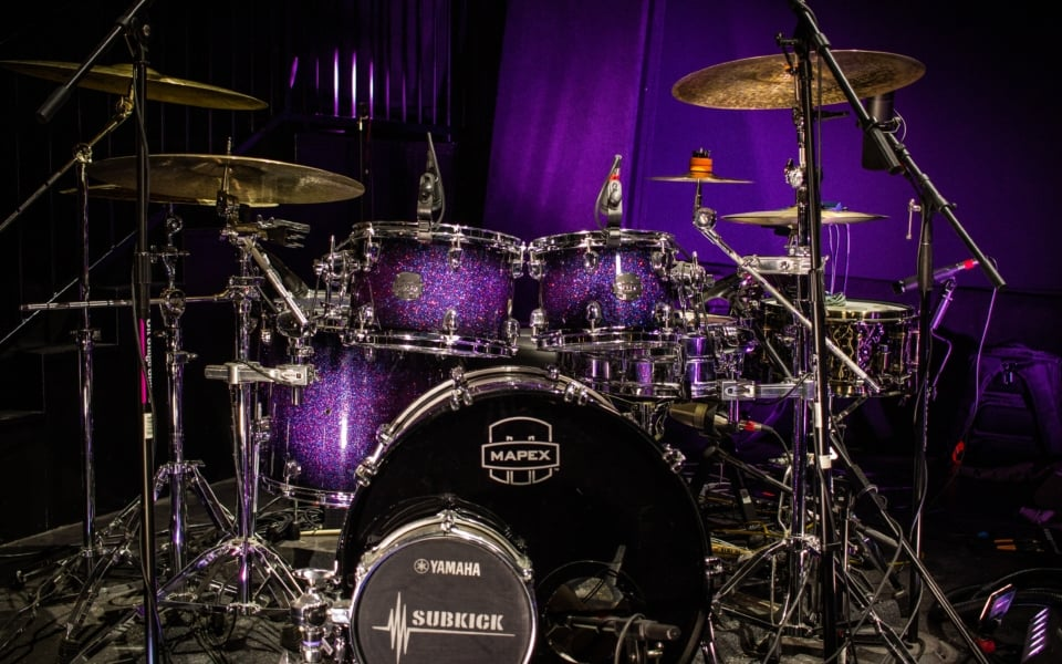 how much is a drum set