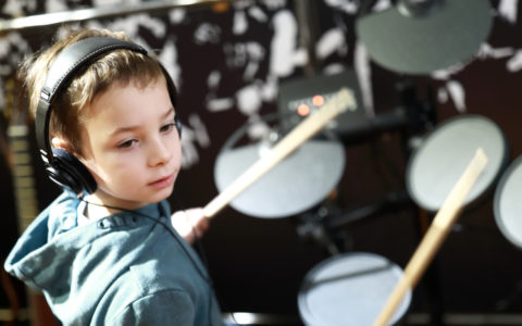 best kids electronic drum set
