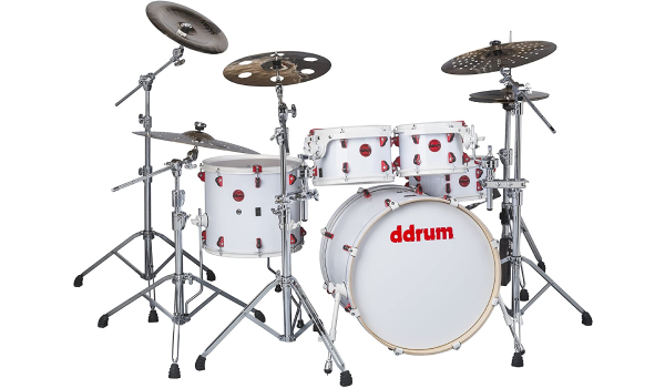 Ddrum hybrid drum set