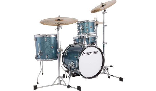 ludwig breakbeats drum set