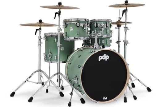 PDP Seafoam Drum Set