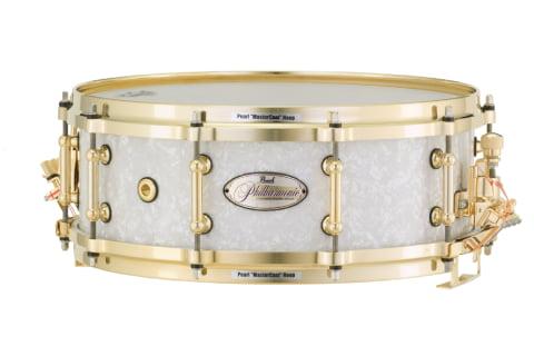 Pearl philharmonic concert snare drum