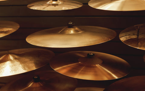 types of cymbals