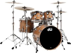 dw collectors series drum set