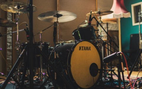 The best professional drum sets