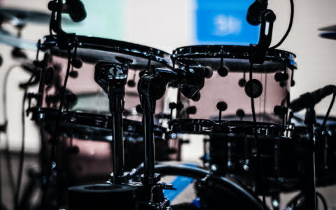 best acrylic drum set
