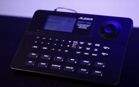 Alesis SR-16 review