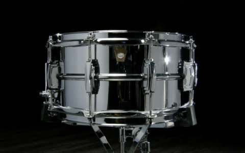 Ludwig Black Beauty Vs Supraphonic Snare Drum