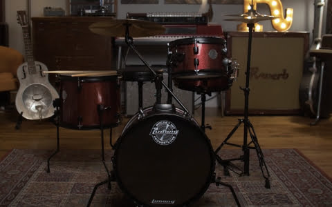 Ludwig Junior Drum Set Pocket Kit Review