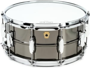 ludwig black beauty 14x6.5