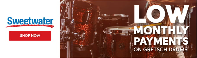 Grestch Drums Financing