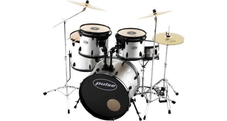 Pulse drum set