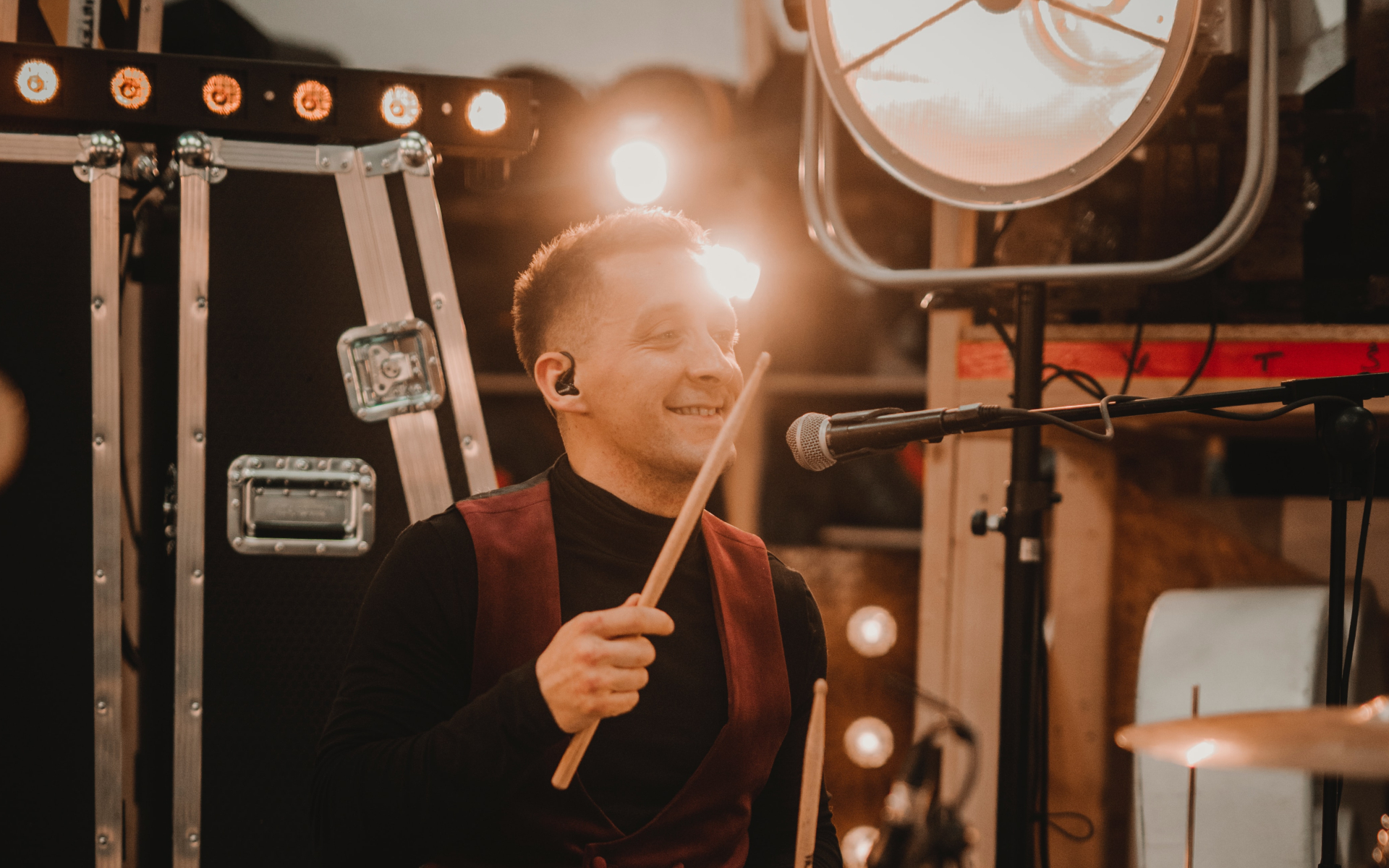 best drummer lead singers
